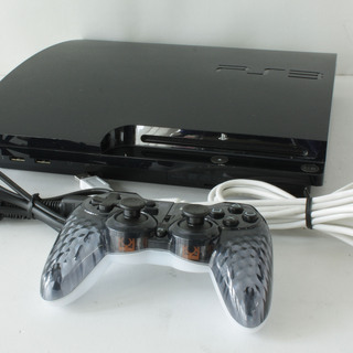 ▽SONY PS3 CECH-2500A ソフト 2本付き プレ...
