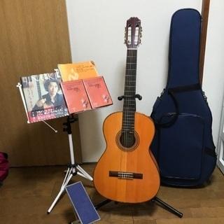 フラメンコギターセット