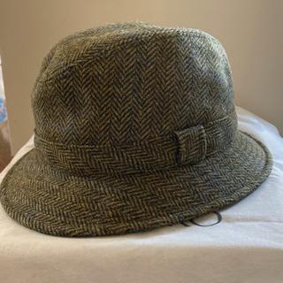 【美品・未使用品】WAKOの帽子Mサイズメンズ