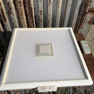 東芝 E-CORE LEDシーリングライト 6畳用 角形ホワイト
