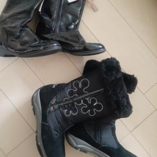 女児 ブーツ
