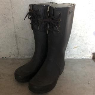 長靴 レインブーツ 22㌢
