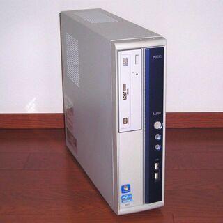 NECデスクトップ Mate MB-E改 (Ci5-2400/8...