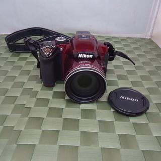 【引取限定】Nikon COOLPIXP510 デジタルカメラ 中古品 【ハンズクラフト八幡西店】 - 北九州市