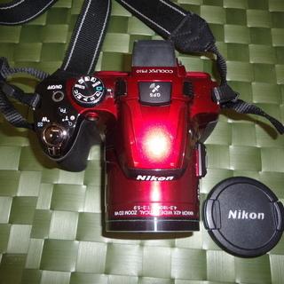 【引取限定】Nikon COOLPIXP510 デジタルカメラ 中古品 【ハンズクラフト八幡西店】 - 家電