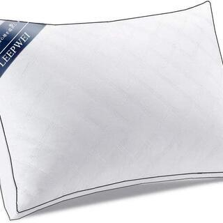 LEEPWEI 枕 安眠 人気 肩こり 良い通気性 快眠枕 高反発枕