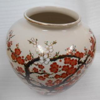 ♪ 九谷陶寿 花瓶