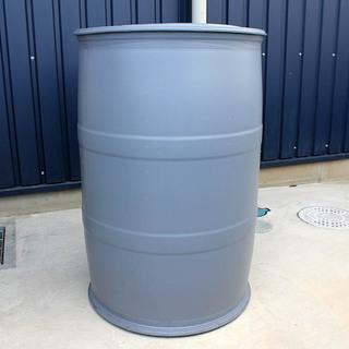 プラスチック製ドラム缶 200L - 東村山市