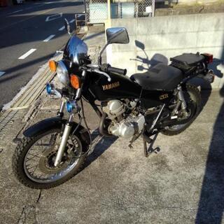 ヤマハSR125cc