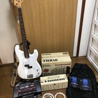 ベースギターセット