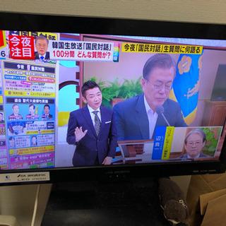 2011年製のテレビ!!リモコン壊れています(*´・ω・`*)ジ...