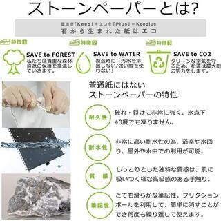 半永久的に使えるノート A5 スマートノート 耐水 濡れた布で消せる  - 生活雑貨