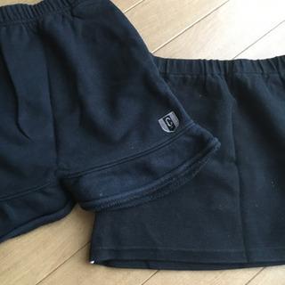 110センチ2枚 スカート