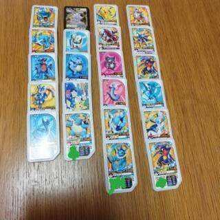 ポケモンガオーレ カード 22個