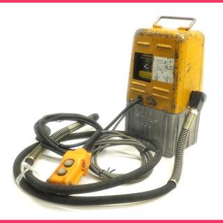 [K1118G] 泉精器 小型電動リモコン油圧式ポンプ R14E...