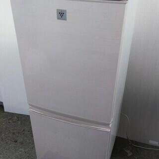 2ドア 冷蔵庫 プラズマクラスター ピンク♥ ひとり暮らしに