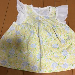 女児 夏服 120