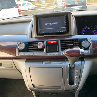 分割OK 安くて好調なエリシオン 車検3年7月 8人乗り 左側電動ドア 2400cc - 中古車