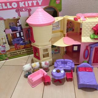 キティ ドールハウス