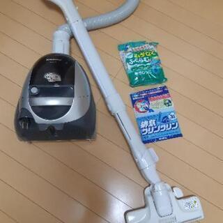 ※受け渡し予定者様決定※【0円】2007年製 ナショナル掃除機