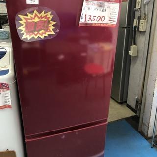 ☆中古 激安!! AQUA ノンフロン冷凍冷蔵庫 184L…