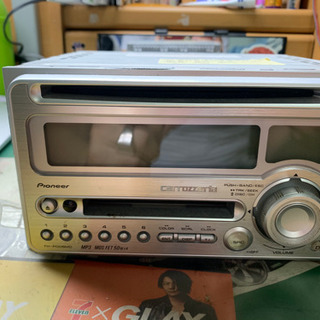 Pioneer FH-P005MD カーコンポ オーディオ パイ...