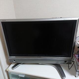 値下げ!デジタル ハイビジョンテレビ32型 テレビボード付き