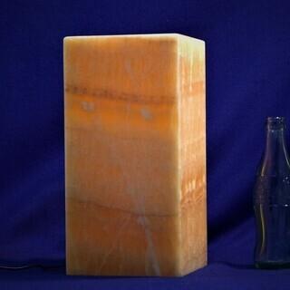 【七色光源】オレンジカルサイトのフロア照明 ナイトライト スタン...