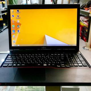 【オススメ】富士通 ノートパソコン Windows8.1の画像
