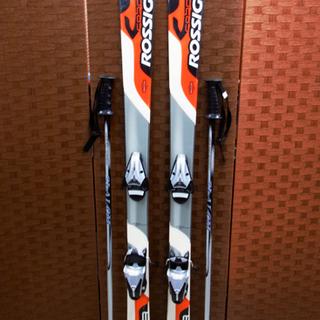 南12条店 スキー ROSSIGNOL/ロシニョール カービング...