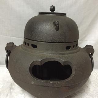 古い置物 骨董 アンティーク 昭和レトロ 鉄