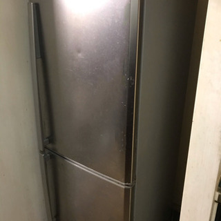 MITSUBISHI[冷凍冷蔵庫 2ドア]難あり。無料でお譲りします。