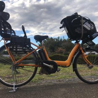 K3A電動自転車N00Wヤマハパスリトルモア長生き8アンペア