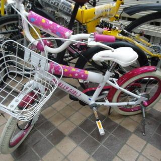 【引取限定】16インチ自転車 中古品 【ハンズクラフト八幡西店】
