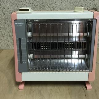 MITSUBISHI 三菱 電気ストーブ スチーム付 400W+...