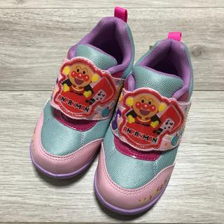 新品 アンパンマン 16cm スニーカー キッズ 子供 靴