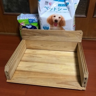 小型犬用ベッド マナーウェア ペットシーツ