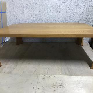 木製 ローテーブル ちゃぶ台 座卓 幅106cm×奥行76cm×...
