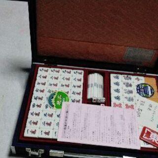 麻雀牌(新品)3