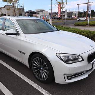 BMW7シリーズアクティブハイブリッド