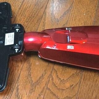 美品動作品!スティックタイプ コードレス充電式クリーナー サイクロン式掃除機 ドウシシャPIERIA DVS-1401です。 - 家電