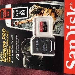 Sandisk microSDカードExtremePRO 128...