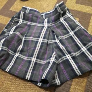 gu  キュロットスカート 140センチ