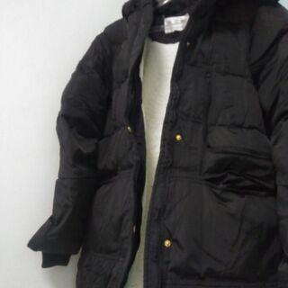 フワモコ・コート黒