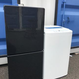 福岡市内配達無料 冷蔵庫 洗濯機セット1