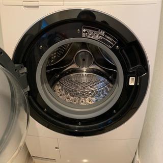 ドラム式洗濯機 BIG DRUM SLIM