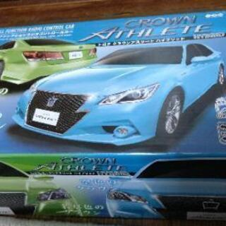 【CROWNラジコン】Toyota CROWN ATHLETE(...