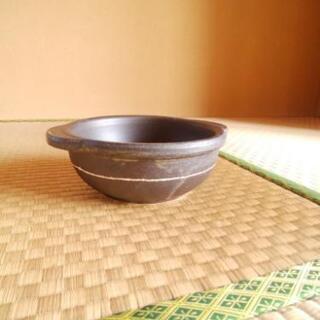 ビビンバ鍋 2個 せともの 焼き物