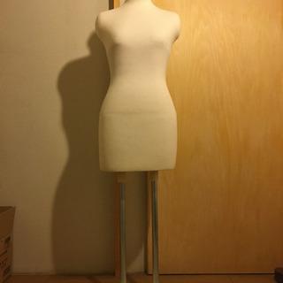 引取に来ていただける方『着物用トルソー』高さ調整可能