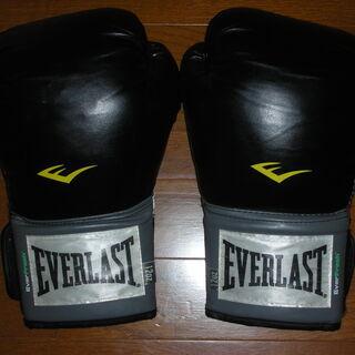 Everlast エバーラスト プロスタイル練習用 ボクシンググ...